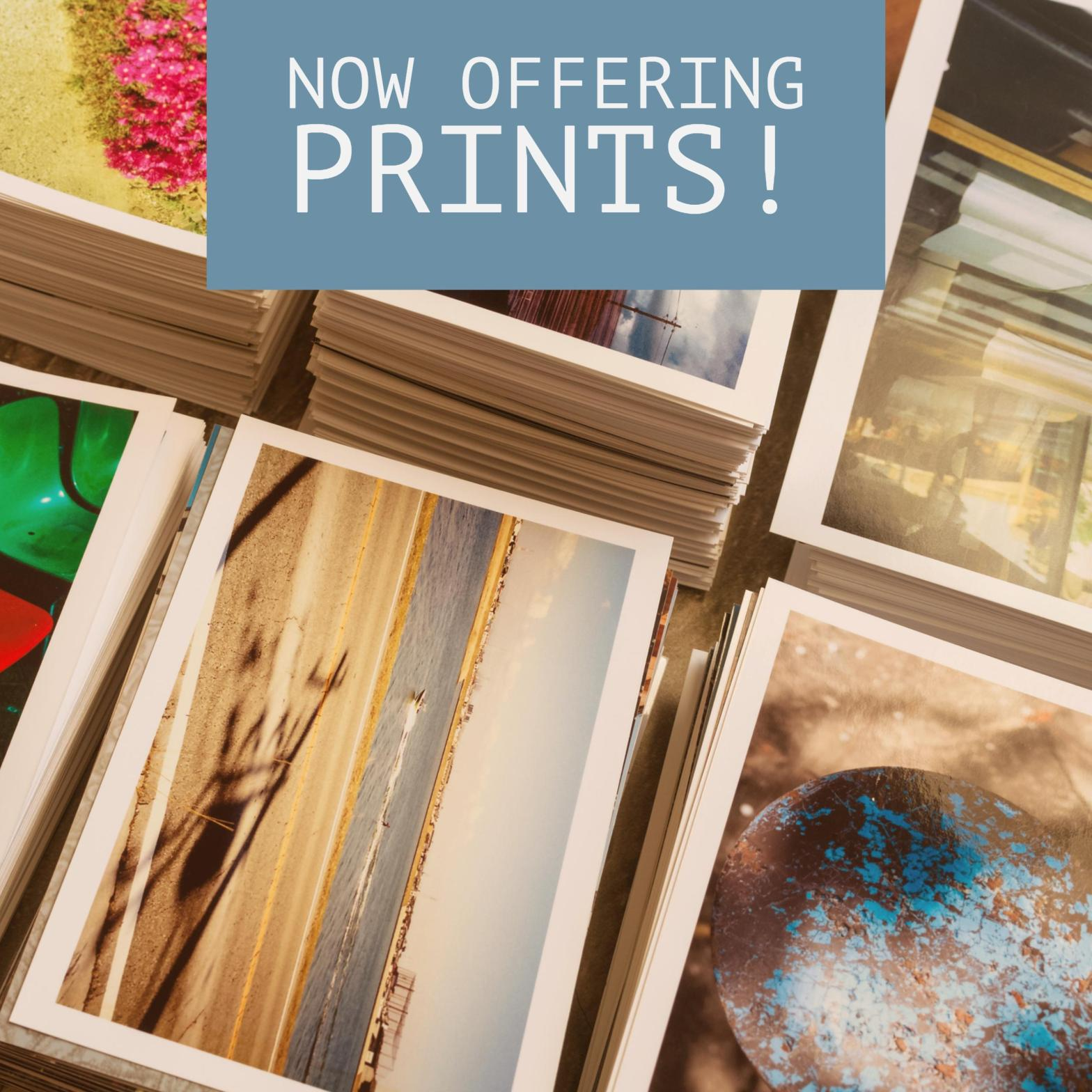 Finao Lab is here! Now offering proofs and photographic & fine art prints.